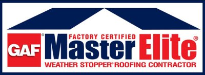 GAF master elite roofer nj